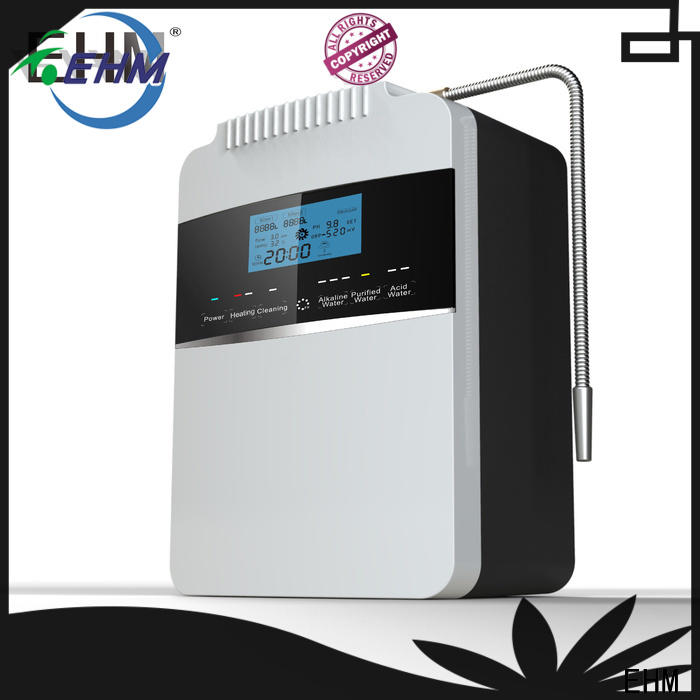 professional alkaline water ionizer reviews wholesale for home