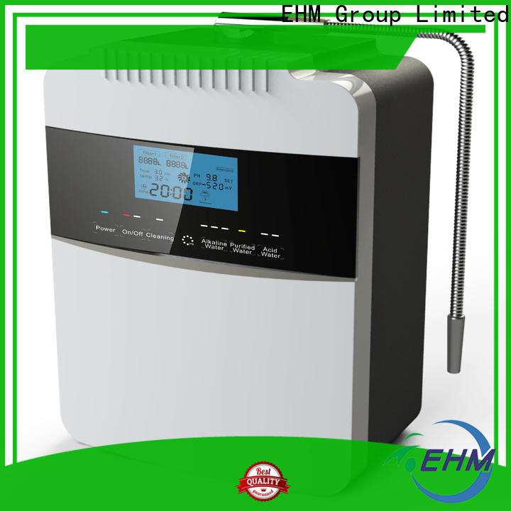 stable best water ionizer best supplier for family