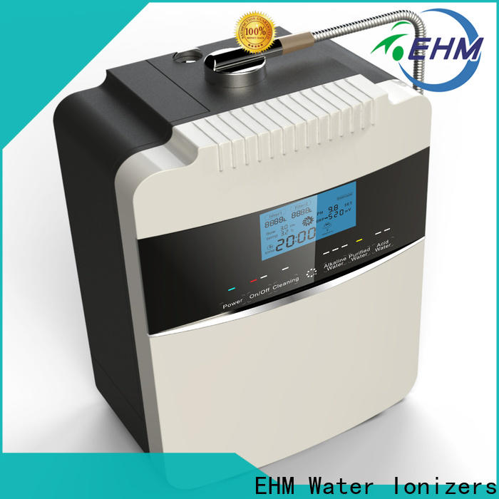 EHM best value alkaline ionised water supply on sale
