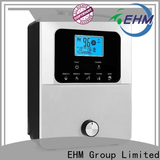 EHM low-cost water purifier alkaline ionizer supply for family