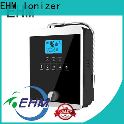 EHM Ionizer counter top ionized water machine best manufacturer for filter