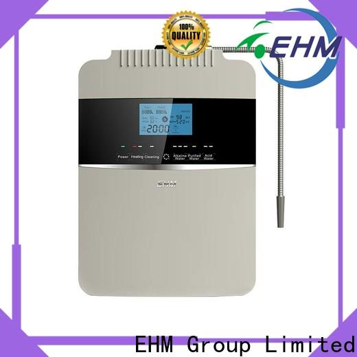 high ph cost of alkaline water machine ehm739 factory direct supply for purifier