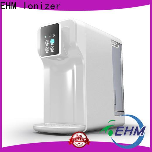 EHM Ionizer portable best alkaline water machine supply for purifier