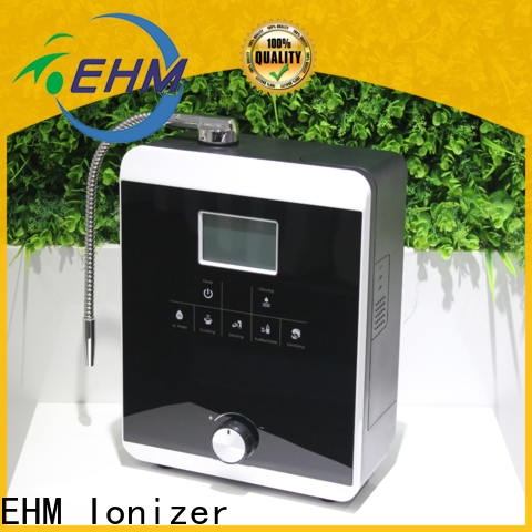 EHM Ionizer home used cheap alkaline water machine with good price on sale