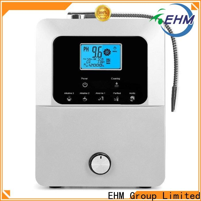 EHM Ionizer alkaline water machine from China for family