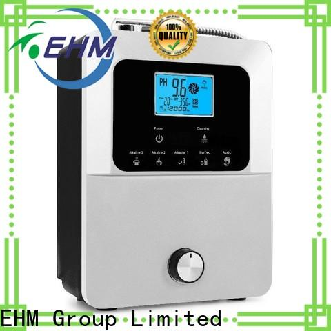 EHM Ionizer counter top ionized water machine directly sale for office
