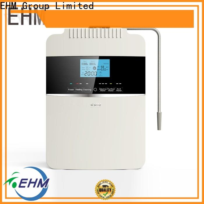 EHM Ionizer alkaline water filter machine from China for purifier