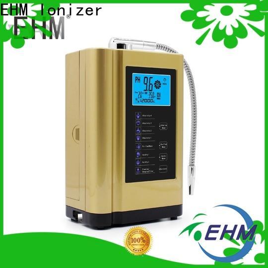 EHM Ionizer alkaline water machine inquire now for purifier