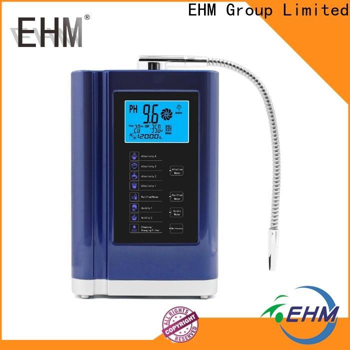 EHM Ionizer worldwide ionizer filter best supplier for health