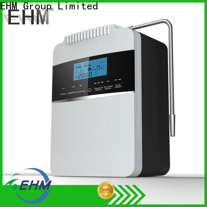 EHM Ionizer water ionizer reviews with good price on sale