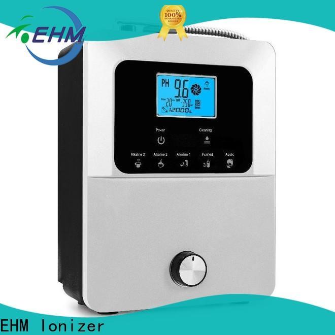 EHM Ionizer top water ionizer machine series for filter