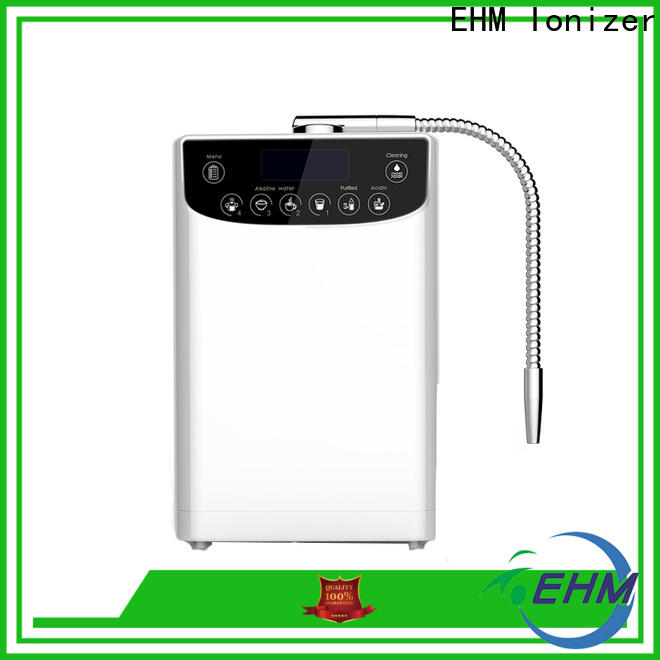 EHM Ionizer best price best water alkalizer company for dispenser