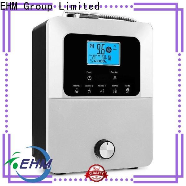 EHM Ionizer alkaline machine company for dispenser