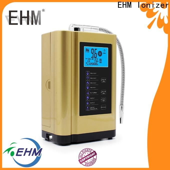 EHM Ionizer factory price best water ionizer on the market manufacturer for health