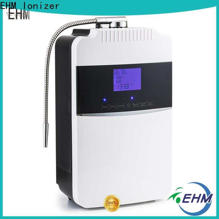 EHM Ionizer alkalized water machine company for family