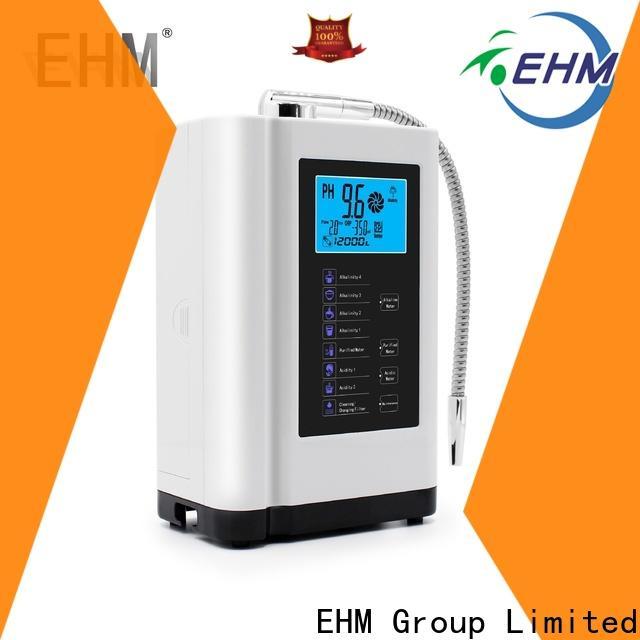 EHM Ionizer high quality alkaline antioxidant water machine best manufacturer for office