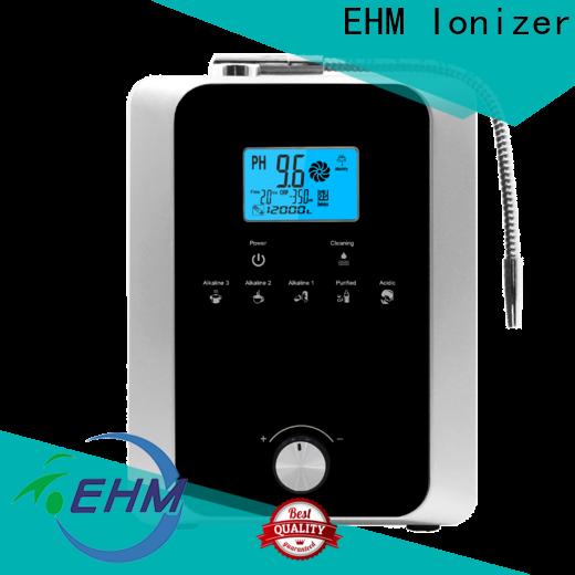 EHM Ionizer alkaline water machine for sale company on sale