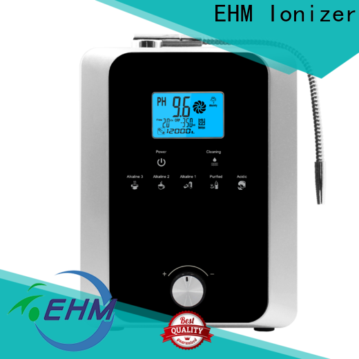 EHM Ionizer alkaline water machine for sale company on sale