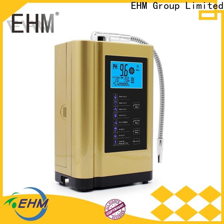 EHM Ionizer alkaline water filter machine factory for dispenser