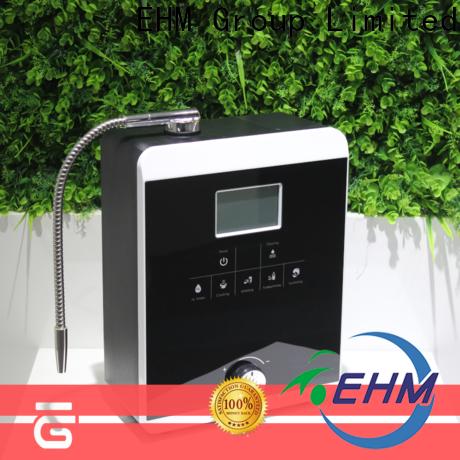 EHM Ionizer top alkaline ionizer wholesale for filter