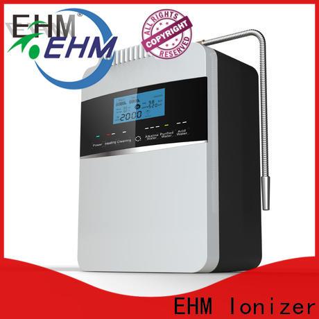 EHM Ionizer water alkaline machines with good price for purifier