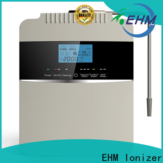 EHM Ionizer energy-saving alkalized water machine suppliers on sale