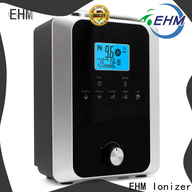 EHM Ionizer alkaline water ioniser suppliers for family