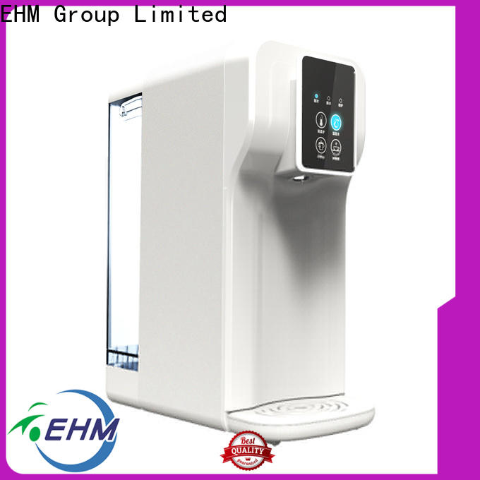EHM Ionizer alkaline water machine reviews company for dispenser
