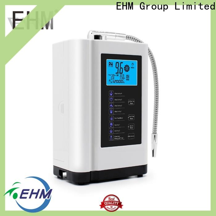 EHM Ionizer home used supplier for health
