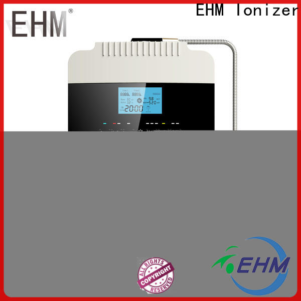 EHM Ionizer water ionizer reviews suppliers for purifier