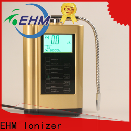 EHM Ionizer worldwide water ioniser inquire now for filter