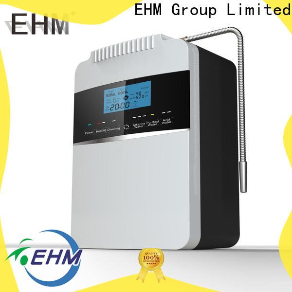 EHM Ionizer reliable water ionizer alkaline machine series on sale