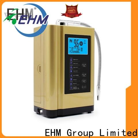 EHM Ionizer hot-sale commercial alkaline water machine for sale company for dispenser