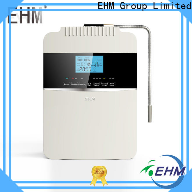EHM Ionizer durable best alkaline water ionizer with good price for home