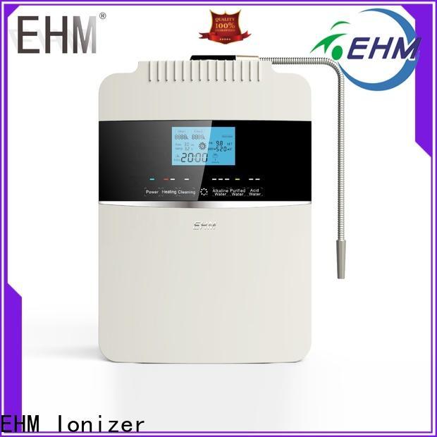 EHM Ionizer the best alkaline water machine factory direct supply for purifier