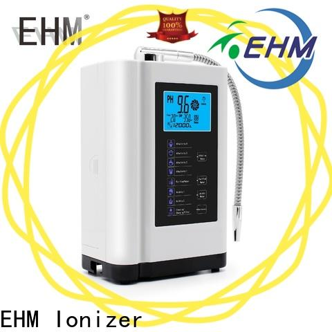 EHM Ionizer alkaline water cup suppliers for purifier