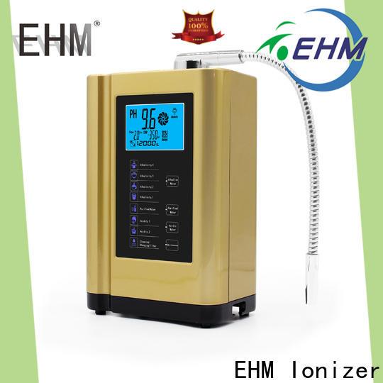 EHM Ionizer ehm alkaline water ionizer series for health