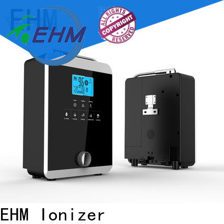 EHM Ionizer home used cost of alkaline water machine supply for dispenser