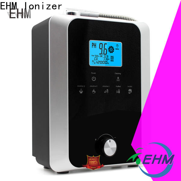 EHM Ionizer alkaline water electrolyzer directly sale for family