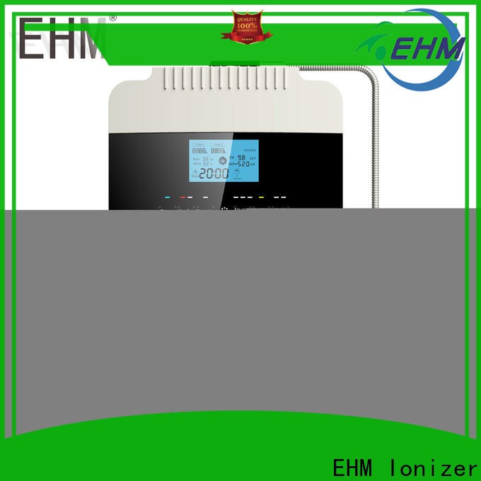 EHM Ionizer pros and cons of alkaline water with good price for family