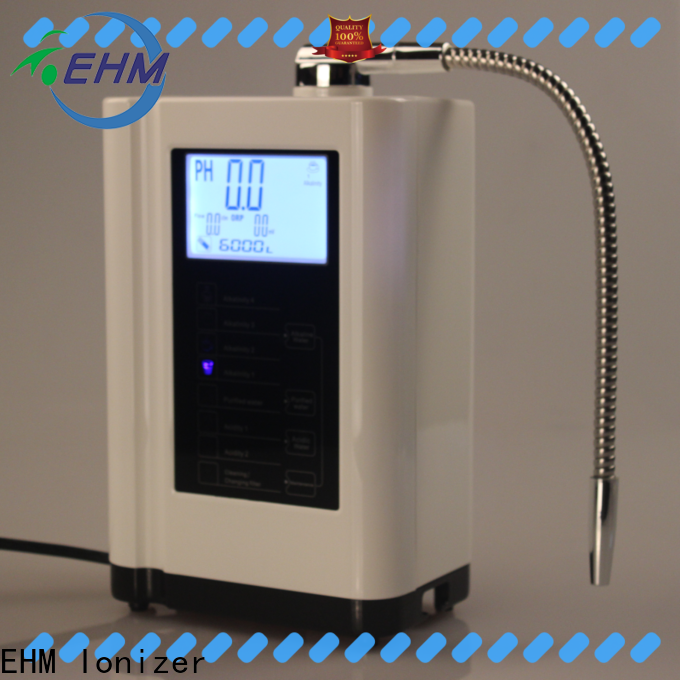 EHM Ionizer customized alkaline height inquire now for home