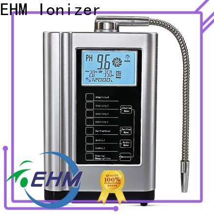 EHM Ionizer countertop alkaline water machine with good price on sale