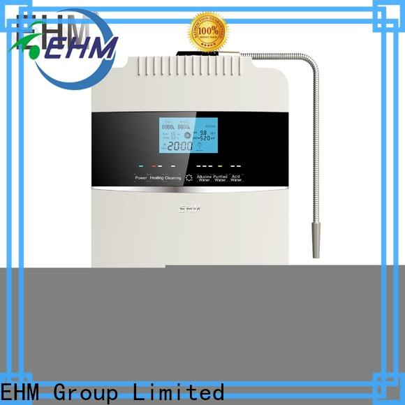 EHM Ionizer durable alkaline water upset stomach with good price for sale