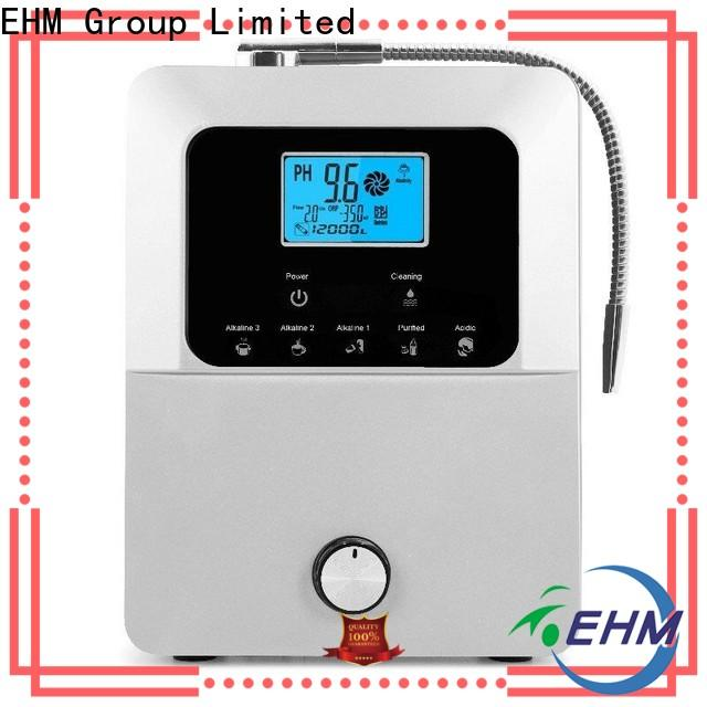 EHM Ionizer best price water filter alkaline ionizer best manufacturer for dispenser