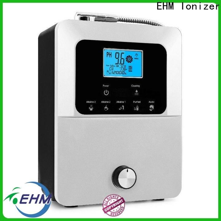EHM Ionizer alkaline filter manufacturer for filter