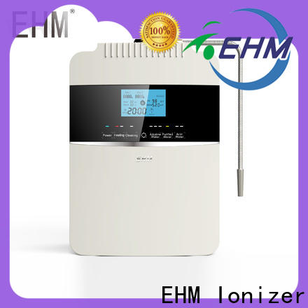 EHM Ionizer home drinking home alkaline water systems manufacturer for purifier