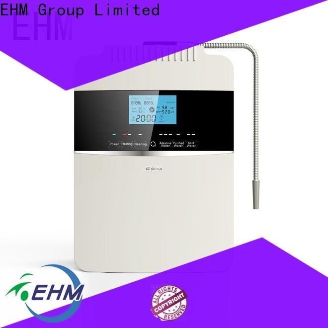EHM Ionizer countertop alkaline water machine directly sale for health