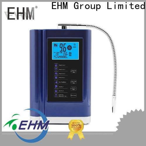 EHM Ionizer best alkaline water dispenser company for health