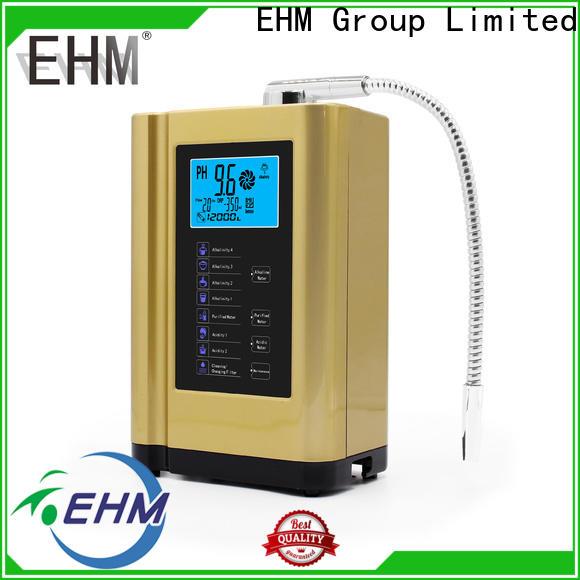 EHM Ionizer alkaline pitchers manufacturer on sale