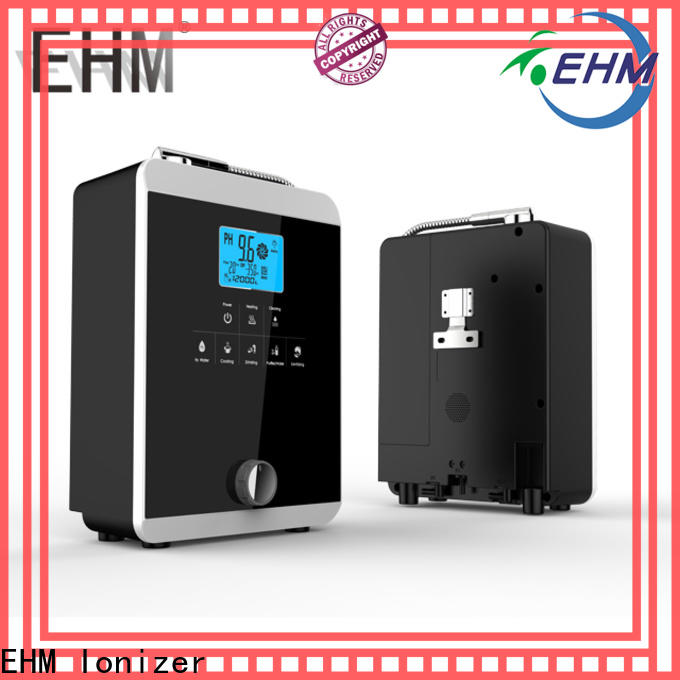 EHM Ionizer hygienic water purification alkaline system from China for purifier